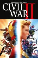 Rayon : Comics (Super Héros), Série : Civil War II (Série 2), Civil War II