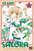 Rayon : Manga (Shojo), Série : Card Captor Sakura : Clear Card Arc T9, Card Captor Sakura : Clear Card Arc