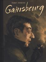 Rayon : Albums (Roman Graphique), Série : Gainsbourg (Chabert), Gainsbourg (Édition Collector)