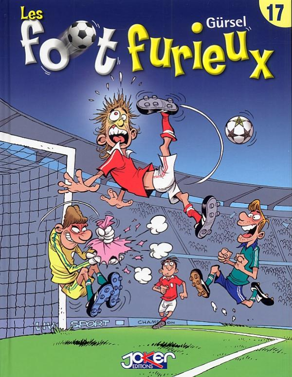 bande dessinee football