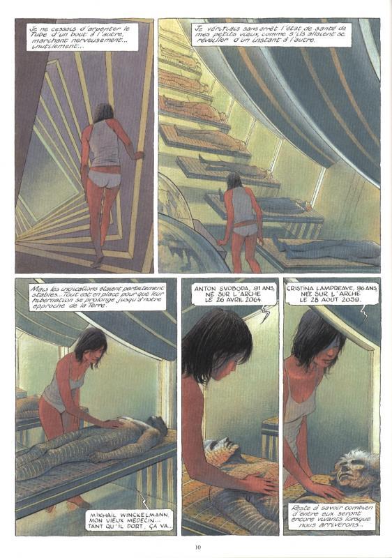 revoir paris fran ois schuiten beno t peeters science fiction canal bd. Black Bedroom Furniture Sets. Home Design Ideas