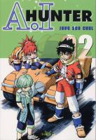 Rayon : Manga (Shonen), S�rie : Ai Hunter T2, Ai Hunter