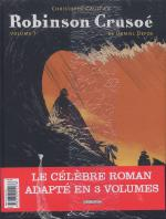 Rayon : Albums (Aventure-Action), Série : Robinson Crusoe, Pack Tomes 1-2-3