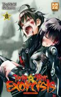 Rayon : Manga (Shonen), Série : Twin Star Exorcists T8, Twin Star Exorcists