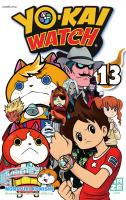 Rayon : Manga (Shonen), Série : Yo-Kai Watch T13, Yo-Kai Watch