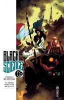 Rayon : Comics (Science-fiction), Série : Black Science T8, Le Banquet des Lotophages