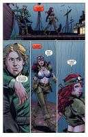 Rayon : Comics (Heroic Fantasy-Magie), Série : Legenderry : Red Sonja, Legenderry : Red Sonja