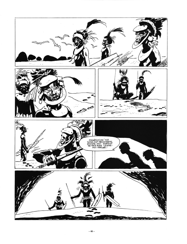 c28092a5946 La Ballade de la Mer Salée (Édition 50 Ans) - (Hugo Pratt ...
