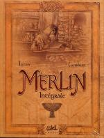 Rayon : Albums (Aventure-Action), S�rie : Merlin , Int�grale Merlin