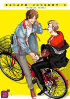Rayon : Manga (Yaoi Boy's Love), Série : Escape Journey T3, Escape Journey