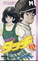 Rayon : Manga (Shonen), Série : Touch T11, Touch