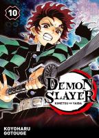 Rayon : Manga (Shonen), Série : Demon Slayer T10, Demon Slayer