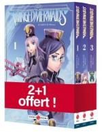 Rayon : Manga (Seinen), Série : Winged Mermaids, Winged Mermaids (Pack Découverte Tomes 1 à 3)