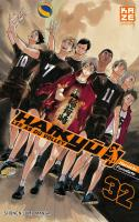 Rayon : Manga (Shonen), Série : Haikyu !! : Les As du Volley T32, Haikyu !! : Les As du Volley