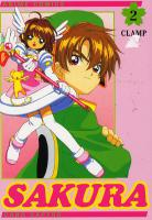 Rayon : Manga (Shojo), Série : Card Captor Sakura (Anime Comics) T2, Card Captor Sakura (Anime Comics)