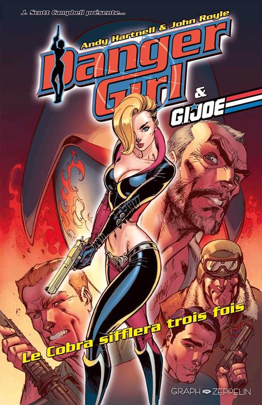 Comics/BD G.I. Joe ― Français: Vestron - Édition Héritage ― Anglais: Marvel Comics, Devil Due, IDW - Page 2 9782490357291_cg