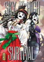 Rayon : Manga (Seinen), Série : Sky-High Survival T16, Sky-High Survival