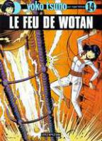 Rayon : Albums (Science-fiction), Série : Yoko Tsuno T14, Le Feu de Wotan