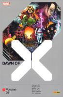 Rayon : Comics (Super Héros), Série : Dawn of X T1, Dawn of X (Édition Souple)