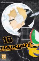 Rayon : Manga (Shonen), Série : Haikyu !! : Les As du Volley T10, Haikyu!! : Les As du Volley