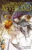 Rayon : Manga (Shonen), Série : The Promised Neverland T15, The Promised Neverland