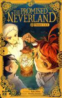 Rayon : Manga (Shonen), Série : The Promised Neverland, The Promised Neverland (Coffret Tomes 1 à 3) (Troisème Édition)