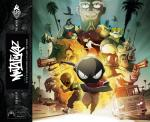 Rayon : Comics (Art-illustration), Série : The Art of Mutafukaz the Movie, The Art of Mutafukaz the Movie