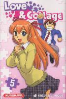 Rayon : Manga (Shonen), S�rie : Love & Collage T5, Love & Collage