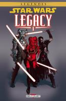 Rayon : Comics (Science-fiction), Série : Star Wars : Legacy T1, Star Wars : Legacy (Nouvelle Edition)