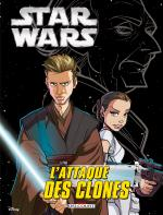 Rayon : Comics (Science-fiction), Série : Star Wars (Série 4) T5, Star Wars : Episode II : L'Attaque des Clones
