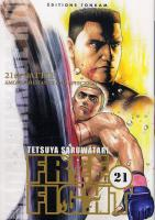 Rayon : Manga d'occasion (Seinen), Série : Free Fight : New Tough T21, Free Fight
