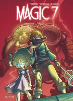 Rayon : Albums (Heroic Fantasy-Magie), Série : Magic 7 T2, Contre Tous