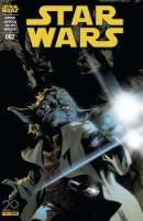 Rayon : Comics (Science-fiction), Série : Star Wars (Série 6) T2, La Guerre Secrète de Yoda (Couverture 1/2)