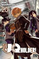 Rayon : Manga (Shonen), Série : UQ Holder ! T20, UQ Holder !