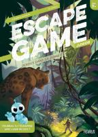 Rayon : Jeunesse (Aventure-Action), Série : Escape Game Junior, Perdus dans la Jungle