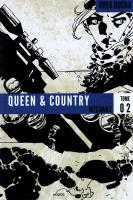 Rayon : Comics (Policier-Thriller), Série : Queen & Country T2, Queen & Country (Intégrale)