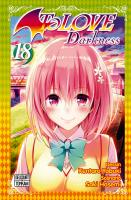 Rayon : Manga (Shonen), Série : To Love Darkness T18, To Love Darkness