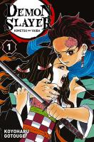Rayon : Manga (Shonen), Série : Demon Slayer T1, Demon Slayer
