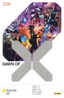 Rayon : Comics (Super Héros), Série : Dawn of X T2, Dawn of X (Édition Souple)