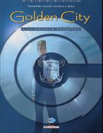 Rayon : Albums (Science-fiction), Série : Golden City T5, Le Dossier Harrison