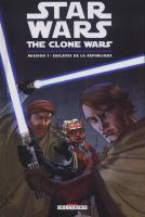 Rayon : Comics (Science-fiction), Série : Star Wars : The Clone Wars T1, Mission 1 : Esclaves de la Républiques