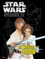 Rayon : Comics (Science-fiction), Série : Star Wars (Série 4) T1, Star Wars : Épisode IV : Un Nouvel Espoir