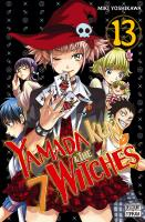 Rayon : Manga (Shonen), Série : Yamada Kun & the 7 Witches T13, Yamada Kun & the 7 Witches
