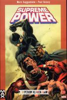 Rayon : Comics (Super H�ros), S�rie : Supreme Power T8, Hyperion vs Nighthawk