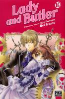 Rayon : Manga (Shojo), S�rie : Lady and Butler T10, Lady and Butler