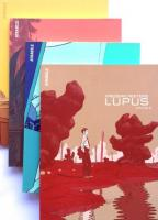 Rayon : Albums (Science-fiction), Série : Lupus, Lupus (Pack Éditeur + Ex-Libris)