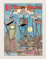Rayon : Tirages (Fantastique-Etrange), S�rie : Little Nemo (Mc Cay), Little Nemo (Int�grale)