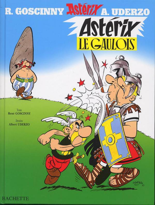 Asterix Le Gaulois Albert Uderzo Rene Goscinny