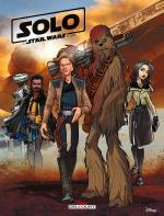 Rayon : Comics (Science-fiction), Série : Star Wars : Solo, Star Wars : Solo