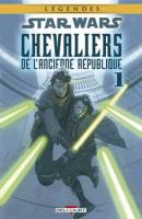 Rayon : Comics (Science-fiction), Série : Star Wars : Chevaliers de l'Ancienne République T1, Star Wars : Chevaliers de l'Ancienne République (NE)